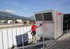 Appareil de ventilation de toiture Hoval RoofVent