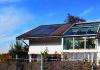 Panneau solaire UltraSol sur toit