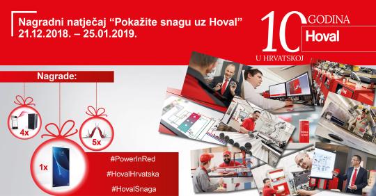 Pokažite snagu uz Hoval - natječaj