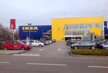 IKEA: référence Hoval ventilation entrepôt stockage