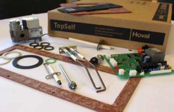 TopSelf - Kit de révision pour chaudières Hoval