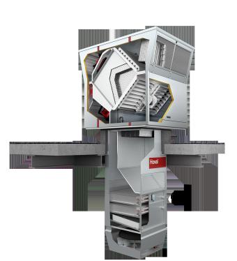 unité de ventilation RoofVent Hoval