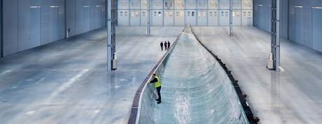 Usine éolienne Siemens UK