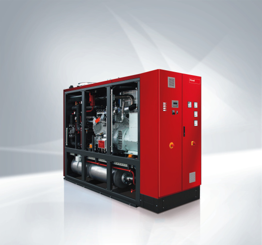 Cogeneration CHP Hoval