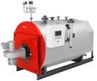 超低氮 高效蒸汽 燃气锅炉 CompactGas Pro 1-2t/h