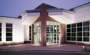 Rampton Hospital Entrance