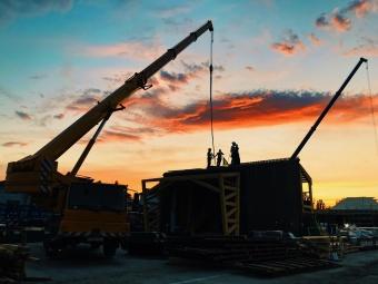 Solar Decathlon natjecanje - izgradnja modularne kuće