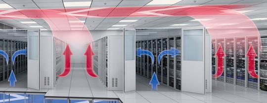 ServeLine rješenje u podatkovnom centru