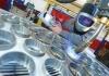 Fabrication de l'Alufer échangeur de chaleur breveté Hoval