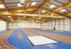 Système de ventilation décentralisé Hoval pour gymnase