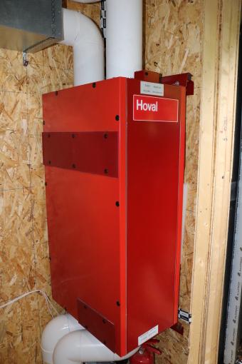 Hoval HomeVent® Comfort - komforna kućna ventilacija
