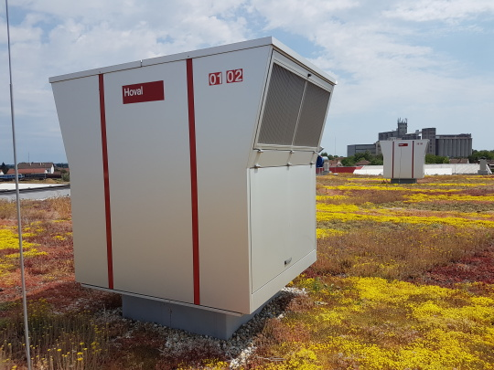 Hoval RoofVent_ventilacijske jedinice