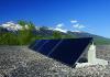 Système solaire en toiture UltraSol Hoval