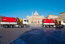 Système de chauffage Hoval au Vatican