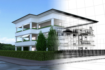 Hoval_3D projektiranje zgrade