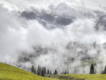 Wolken-Wärmerückgewinnung
