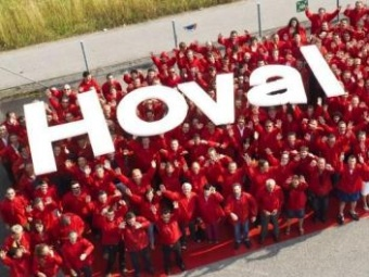 Hoval-Menschenlogo