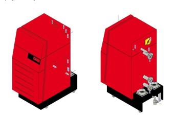 UltraGas kondenzacijski plinski kotao_BIM Revit