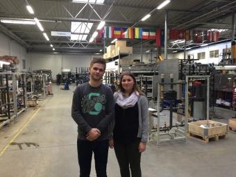 Yados Produktionsstätte