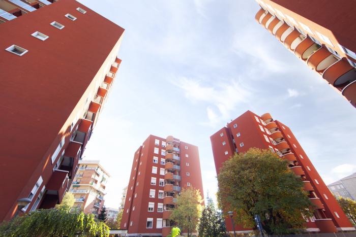 Condominio via Cecchi