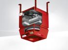 TopVent® : Urządzenie recyrkulacyjne do ogrzewania i chłodzenia wysokich hal