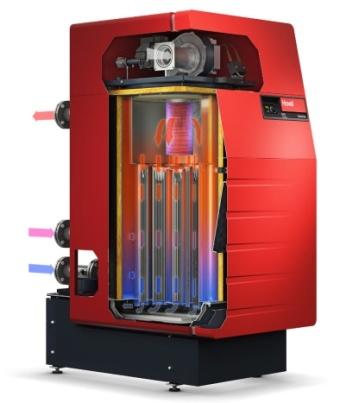 Chaudière gaz à condensation haute efficacité Hoval Ultragas