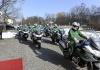 Polizeieskorte LIECHTENSTEINER REGIERUNG BEI HOVAL OVAL (8)