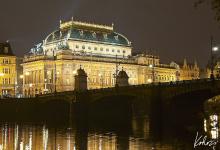 Solution de chauffage Hoval au théâtre national de Prague