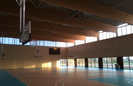 Ventilation Hoval au gymnase de Furdenheim (67)