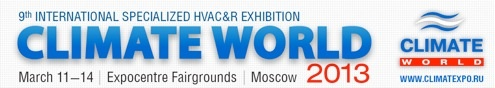 Climate World Moskau Logo