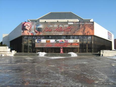 Novostavba Divadla